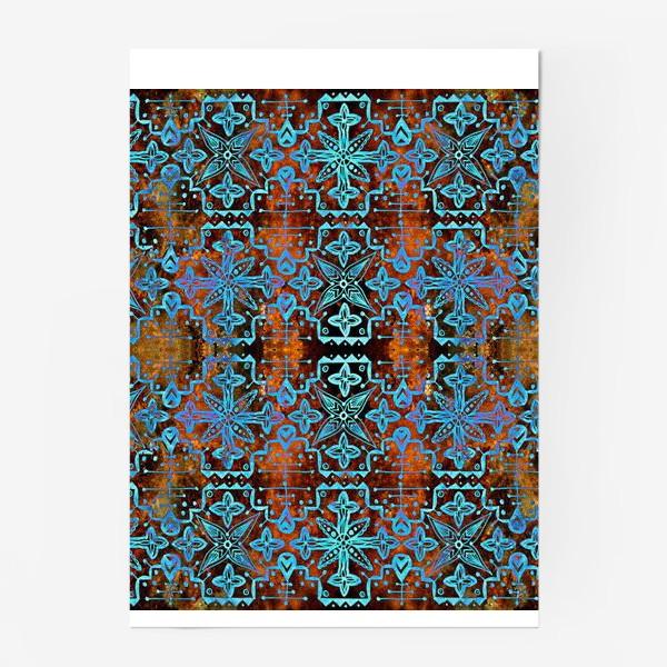 Постер «Загадочный Марокко»