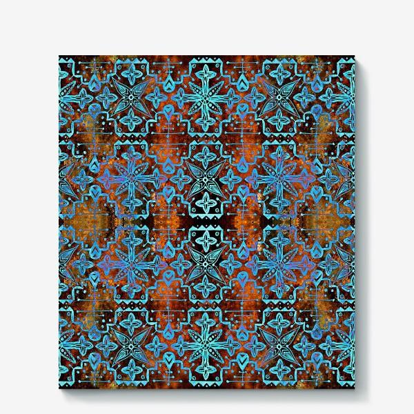 Холст «Загадочный Марокко»