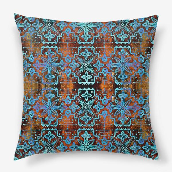 Подушка «Загадочный Марокко»