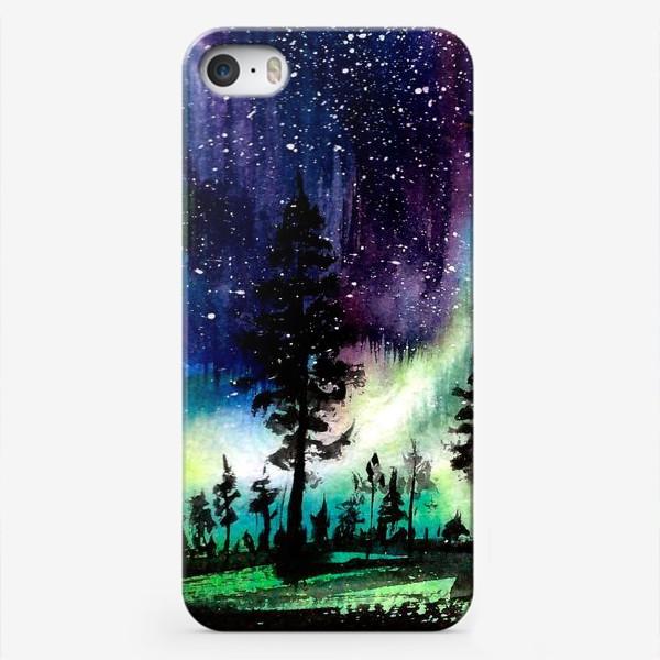 Чехол iPhone «Сияние»