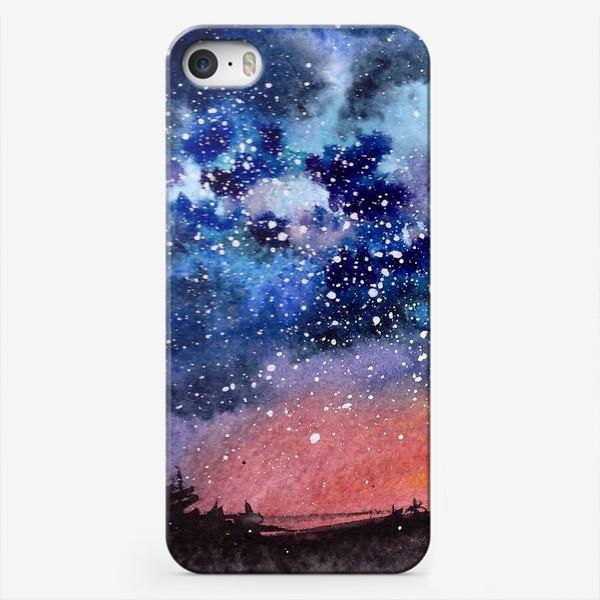 Чехол iPhone «Milky Way»