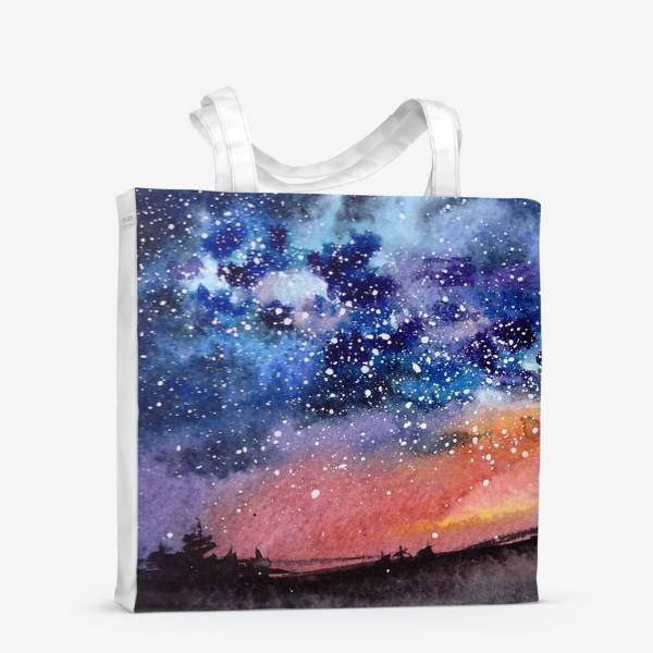 Сумка-шоппер «Milky Way»