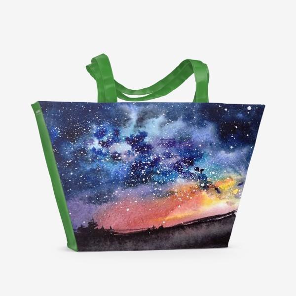 Пляжная сумка «Milky Way»