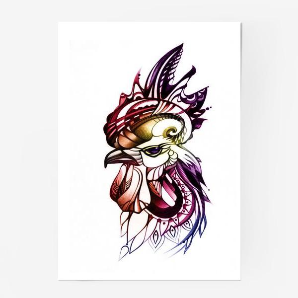 Постер «Петух»