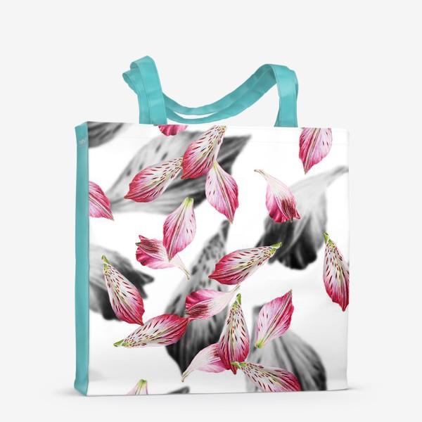 Сумка-шоппер «Розовые лепестки»