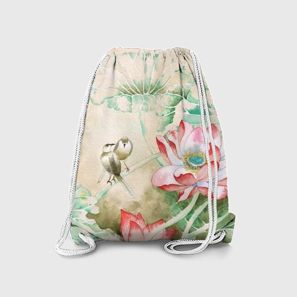 Рюкзак «у пруда»