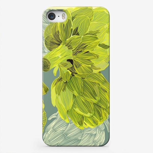 Чехол iPhone «artichokes»