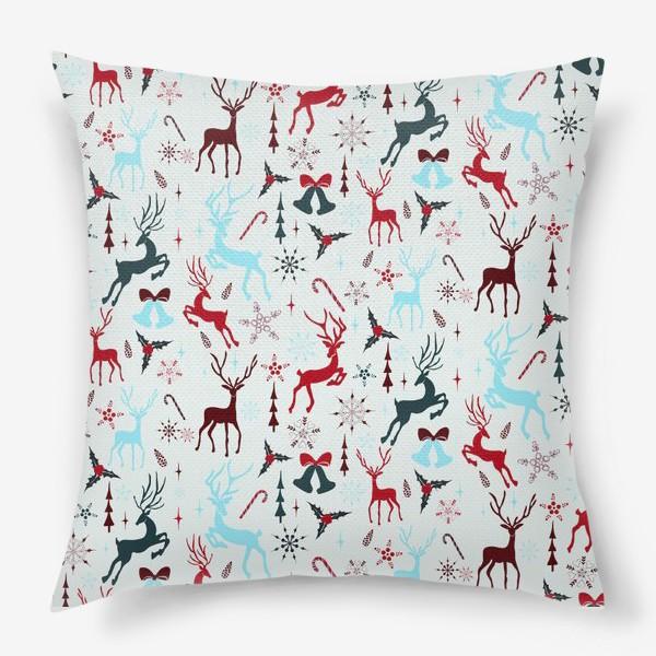 Подушка «Christmas»