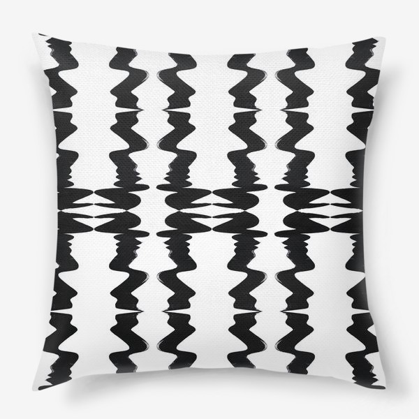 Подушка «Кривая»