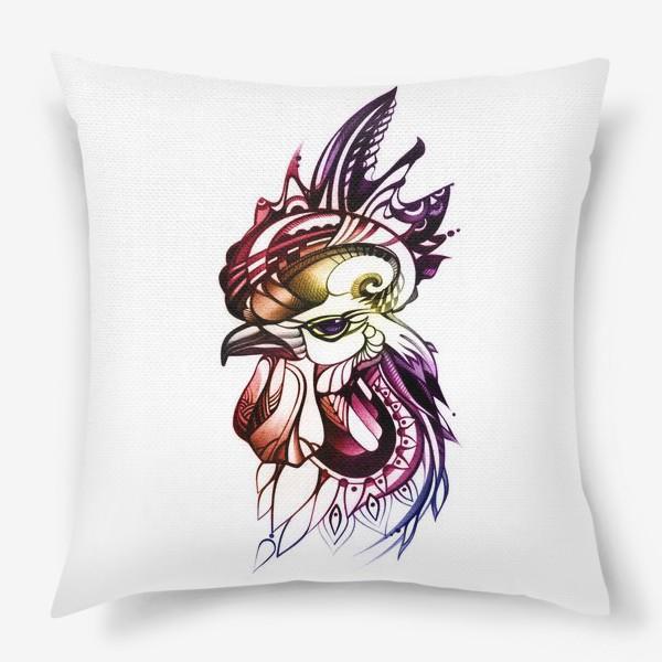 Подушка «Петух»