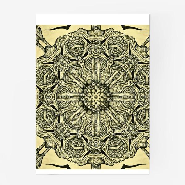 Постер «Occult mandala»