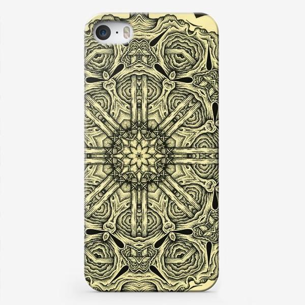 Чехол iPhone «Occult mandala»