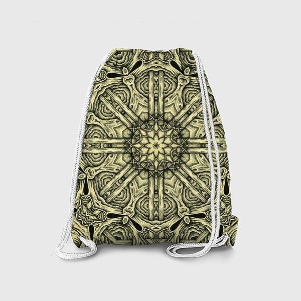Рюкзак «Occult mandala»