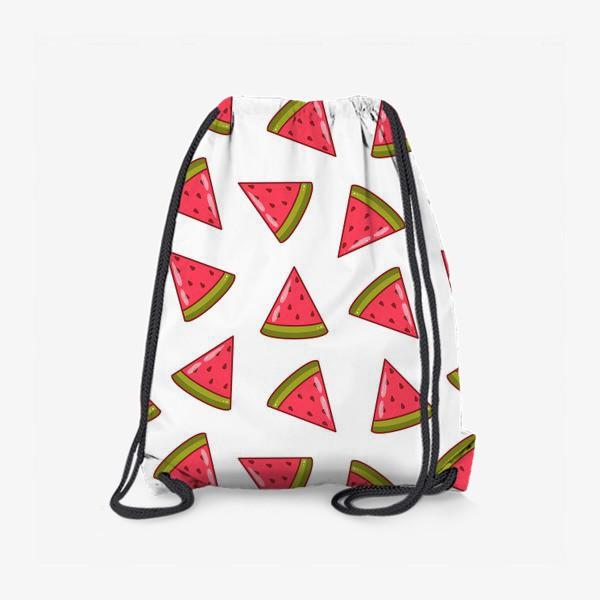 Рюкзак «Арбузные дольки»
