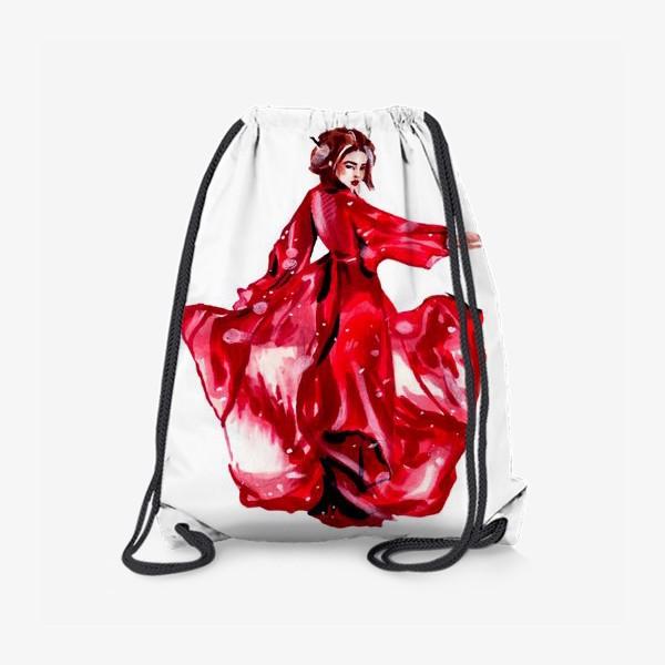 Рюкзак «гейша»