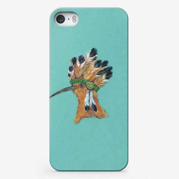 Чехол iPhone «индеец »