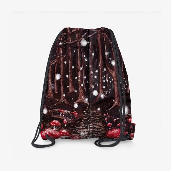 Рюкзак «Волшебный лес»