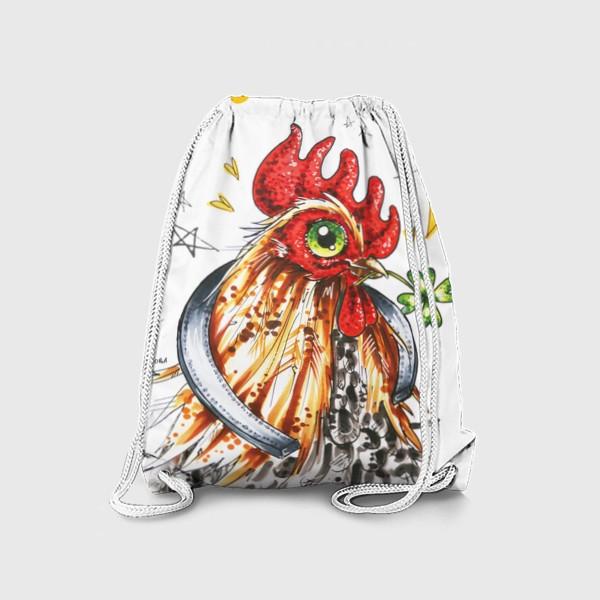 Рюкзак «Петушок удачи»