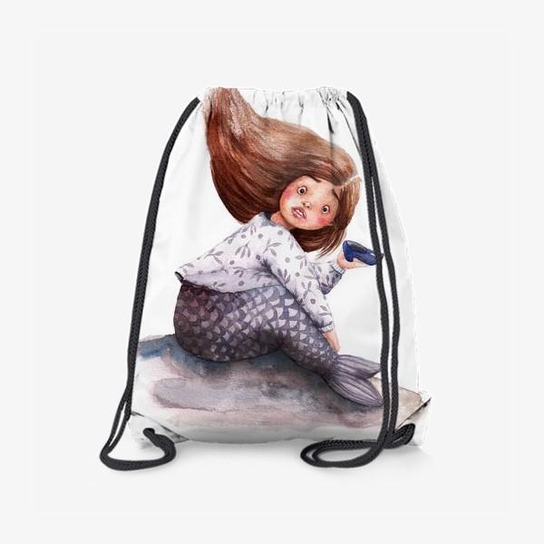 Рюкзак «Русалочка»