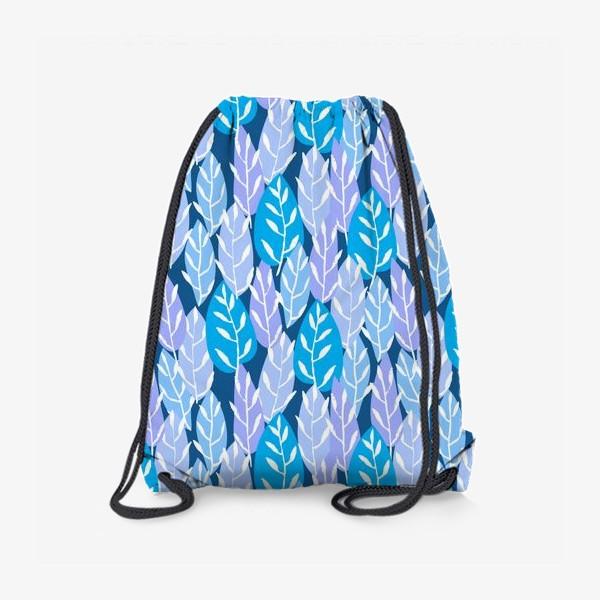 Рюкзак «Растительная текстура»