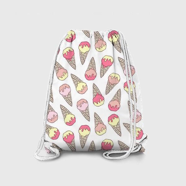 Рюкзак «Мороженое»