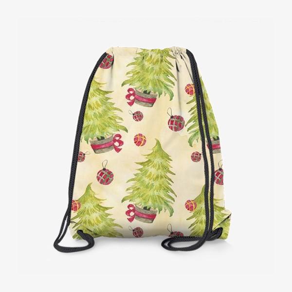 Рюкзак «Новогодняя Елочка»