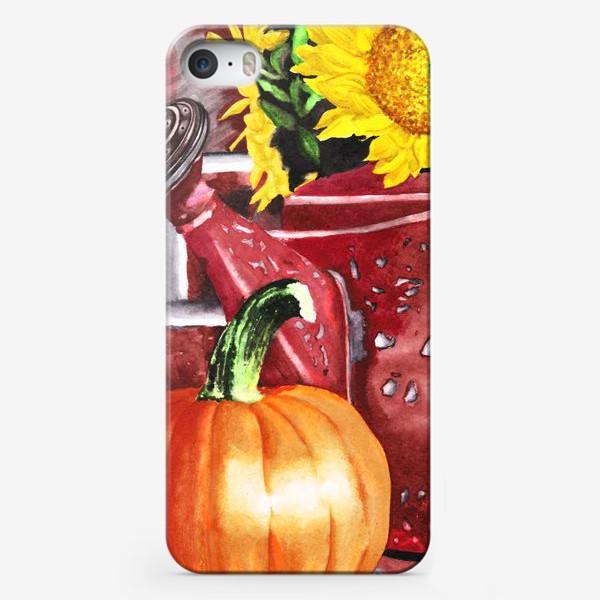 Чехол iPhone «Тыква»