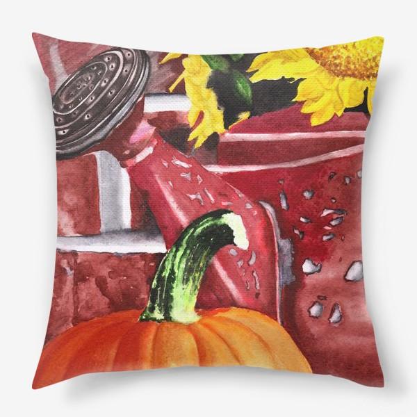 Подушка «Тыква»