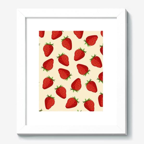 Картина «strawberry»