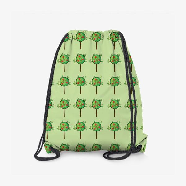 Рюкзак «Яблочный сад»