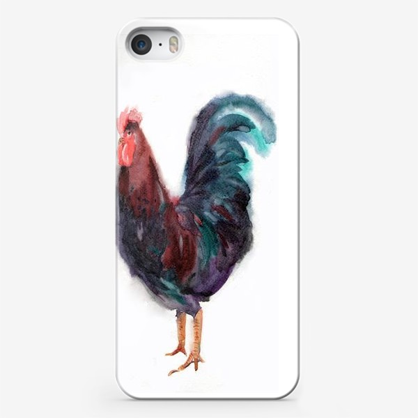 Чехол iPhone «Символ года. 2017.»