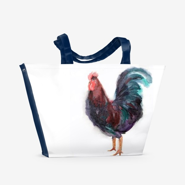 Пляжная сумка «Символ года. 2017.»
