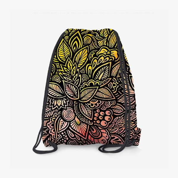 Рюкзак «Паттерн, осень»