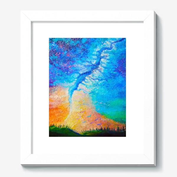 Картина «На краю небес»