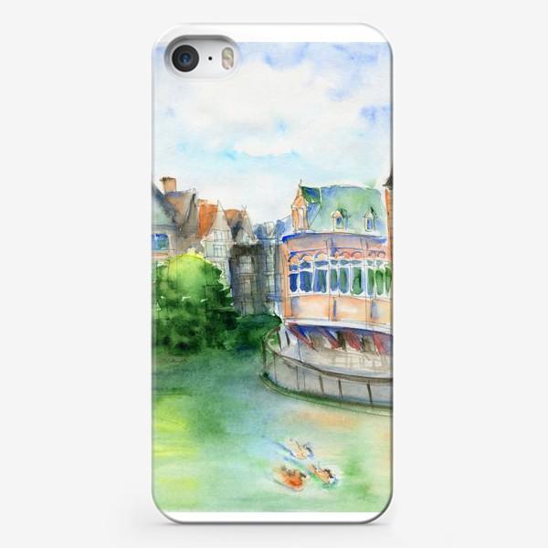 Чехол iPhone «Город Гент Бельгия»
