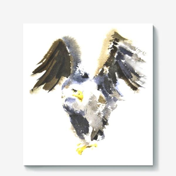 Холст «Орел»