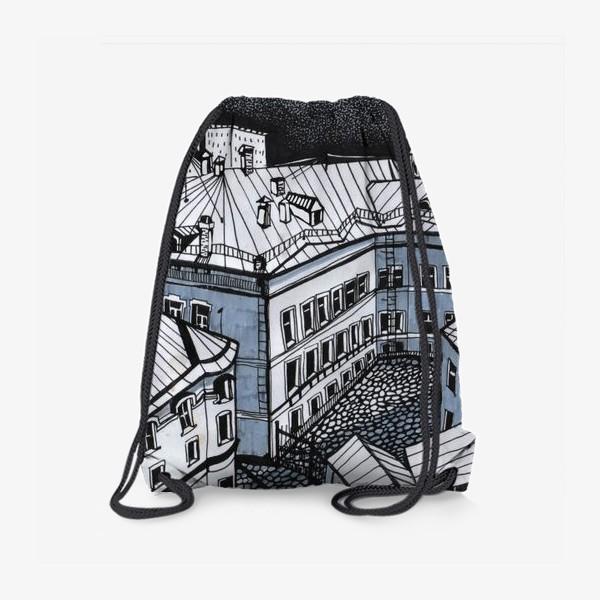 Рюкзак «Город Москва»