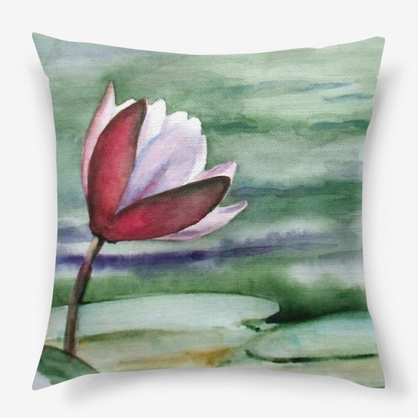 Подушка «Лотос»