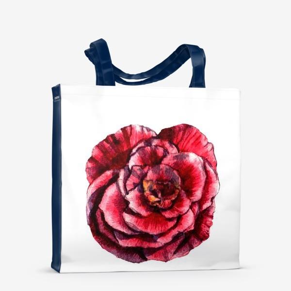 Сумка-шоппер «Архитектура цветка»