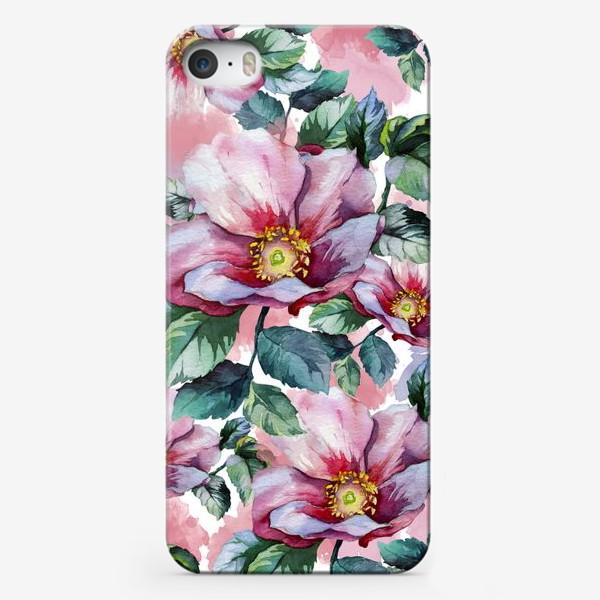 Чехол iPhone «Майская роза\Roses»