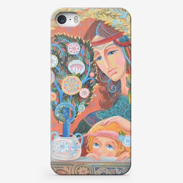 Чехол iPhone «бонсай»