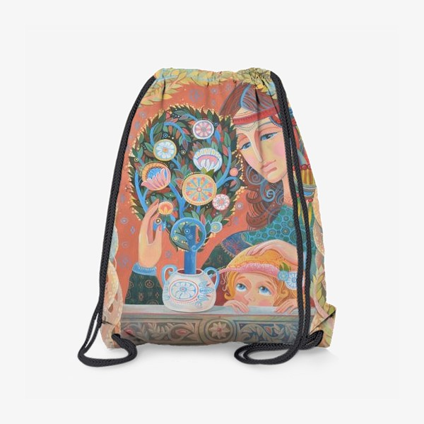 Рюкзак «бонсай»