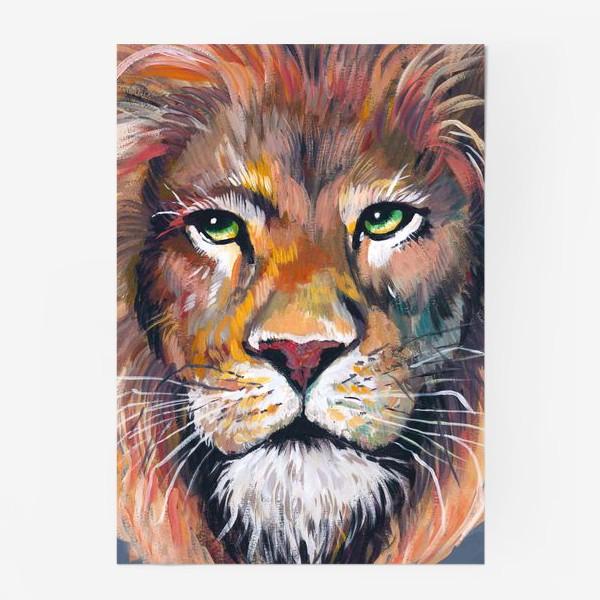 Постер «Царь зверей»