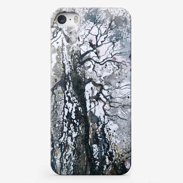 Чехол iPhone «Сосны»