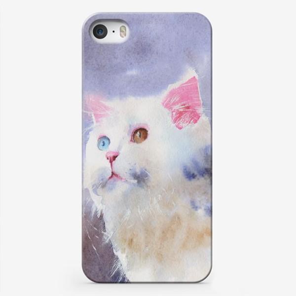 Чехол iPhone «Снежок»