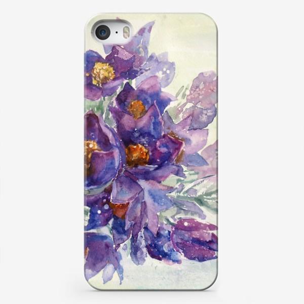Чехол iPhone «Весенний букетик»