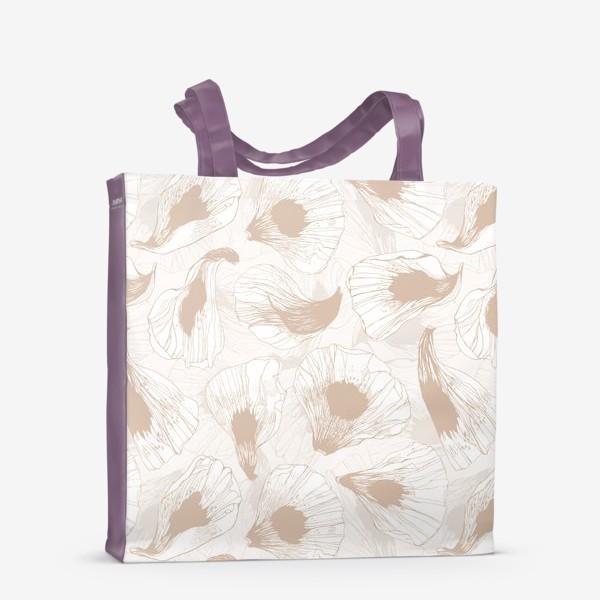 Сумка-шоппер «Лепестки твоих цветов -2»