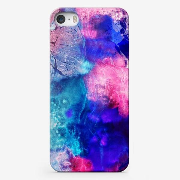 Чехол iPhone «Волшебная акварель»