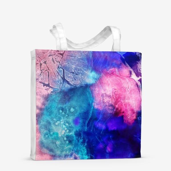 Сумка-шоппер «Волшебная акварель»