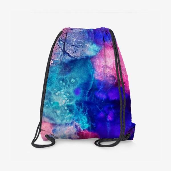 Рюкзак «Волшебная акварель»